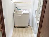 脱衣場、浴室改装工事