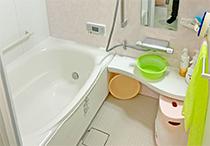 浴室、エコキュート工事