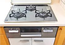 キッチン器具交換