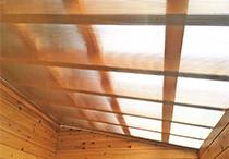 物干し部屋 天井工事
