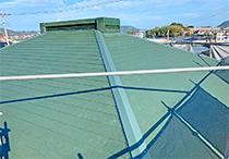 屋根交換工事