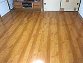 和室床貼り工事