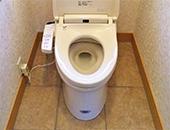 トイレ便座取付