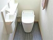 2Fトイレ改装工事