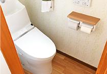 トイレ、洗面改装工事