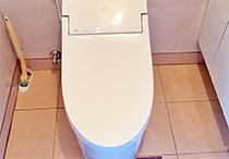 トイレ大小交換工事