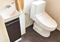 トイレ改装工事