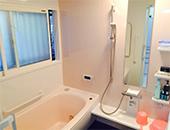 お風呂、洗面、トイレ改装工事