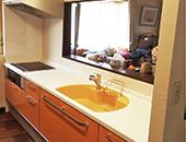 キッチン、浴室改装工事